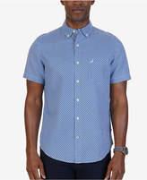 Nautica Men's Classic Fit Shell-Print Shirt