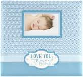 MCS Moon and Back Expandable Scrapbook Ten 12x12 Pages