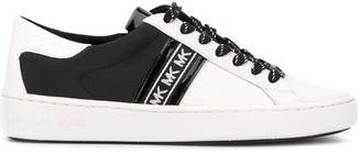 MICHAEL Michael Kors Keaton logo stripe sneakers