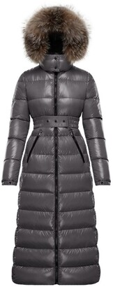 Moncler Hudson Longline Puffer Coat