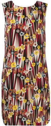 M Missoni printed shift dress