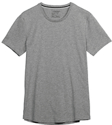 J. Lindeberg Axtell Basic T-shirt, Grey Melange