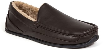 Deer Stags Spun Men's Slippers