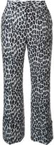 Stella McCartney 'Gilda' trousers - women - Spandex/Elastane/Cashmere/Wool - 38