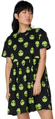 Dangerfield Spaced Out Dress
