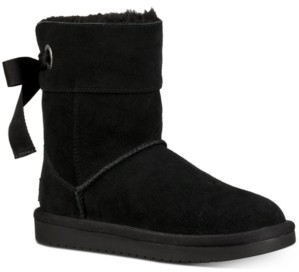 Koolaburra By Ugg Toddler & Big Girls Andrah Bow Boots Women's Shoes