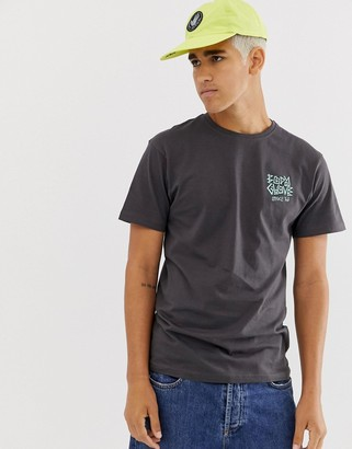 Body Glove Kindred t-shirt in black
