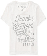 Aeropostale Sparkle Sports Graphic T