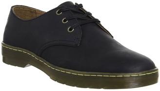 Dr. Martens Coronado Shoes Black Leather