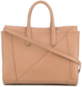 Max Mara double handles tote - women - Calf Leather - One Size