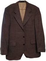 BOSS Beige Wool Jacket for Women