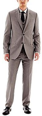 JCPenney JF J. Ferrar® Gray Slim-Fit Suit Separates