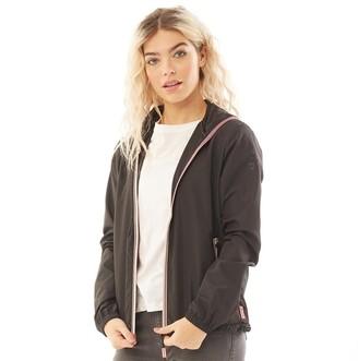Hunter Womens Original Shell Jacket Black