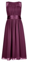Dorothy Perkins Womens Showcase Oxblood 'Bethany' Midi Dress