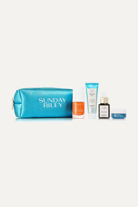 Sunday Riley Weekender Kit - Colorless
