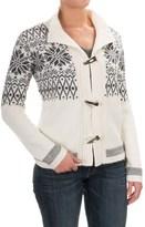 Obermeyer Soraya Cardigan Sweater - Lambswool Blend (For Women)