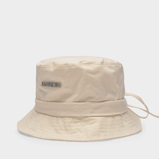 Jacquemus Le Bob Gadjo Hats In Off White