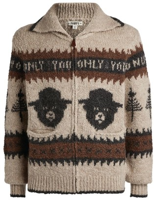 Phipps Smokey Bear Knitted Cardigan