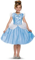 Disguise Cinderella Classic Costume (Toddler, Little Girls, & Big Girls)