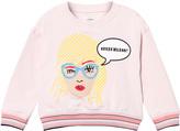 No Added Sugar Pink Speechless Sweatshirt