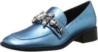 Marc Jacobs Women's Tilde Embellished Loafer Shoe