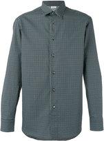 Brioni tile print shirt - men - Cotton - M