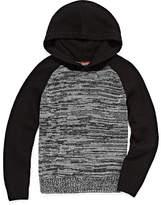 Arizona Hooded Long Sleeve Knit Pullover Sweater - Preschool