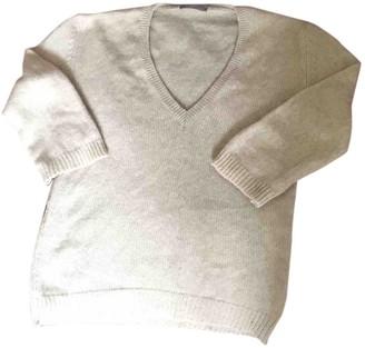Margaret Howell Beige Cashmere Knitwear