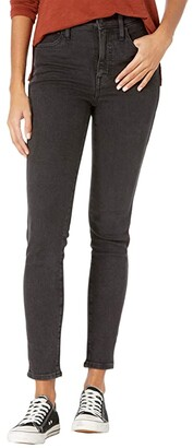 Madewell 10 High-Rise Skinny Jeans in Starkey Wash (Starkey Wash) Women's Jeans
