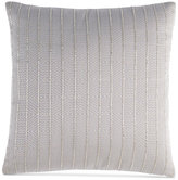 "Hotel Collection Keystone 16"" Square Decorative Pillow"