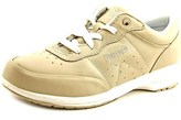 Propet Washable Walker 4a Round Toe Leather Sneakers.