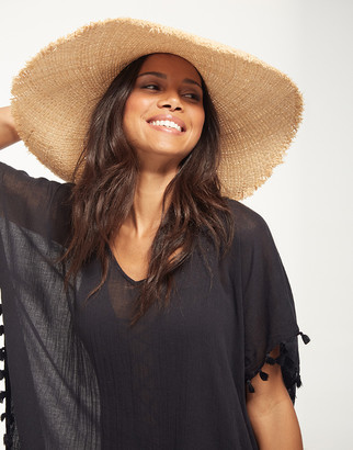 Seafolly Oversized Straw Hat