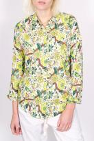 Maison Scotch Garden Floral Shirt