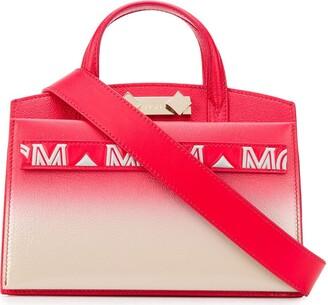 MCM Logo Gradient-Effect Tote