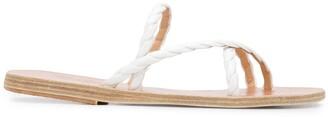 Ancient Greek Sandals Mahi braided strappy sandals