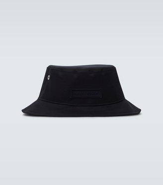 MACKINTOSH Barr cotton bucket hat