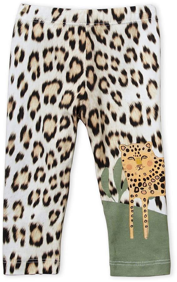 3f9d942eb0c21 Leopard Baby Leggings - ShopStyle