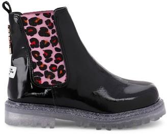 Sophia Webster Baby's, Little Girl's & Girl's Leopard-Print Chelsea Boots
