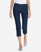 Eddie Bauer Women's Elysian Crop Jeans - Curvy