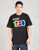 The Hundreds Black Cross Fade T-shirt