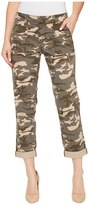 Jag Jeans Stubbs Slim Boyfriend Utility Ankle in Camo Printed Twill Women's Clothing