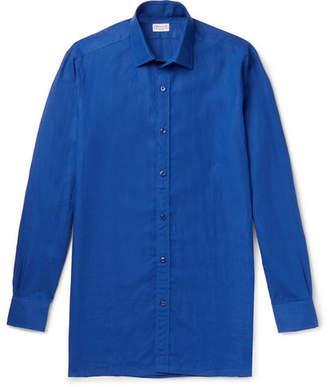 Charvet Linen Shirt