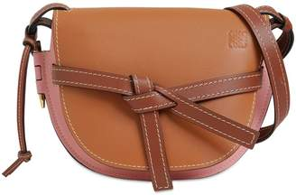 Loewe Gate Small Color Block Leather Bag