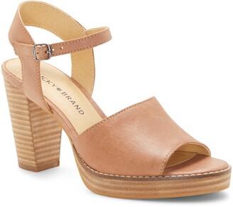 Lucky Brand Naika Ankle Strap Sandal