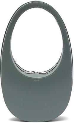 Coperni 'Swipe' structured top handle bag