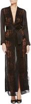 NEOPRENE DESIRE Night robe