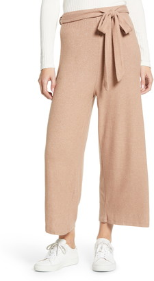 Bobeau Doris Knit Crop Pants
