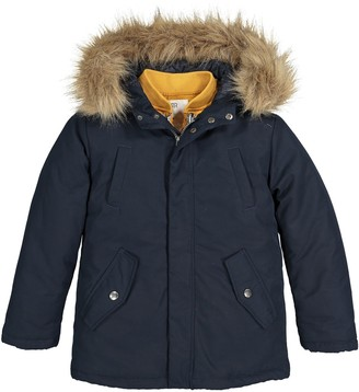 La Redoute Collections 3-in-1 Hooded Parka, 3-12 Years