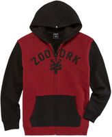 Zoo York Full-Zip Sherpa Hoodie - Boys 8-20