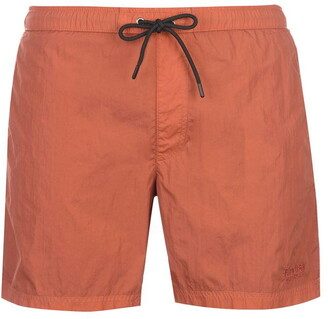 Firetrap Blackseal Dye Swim Shorts